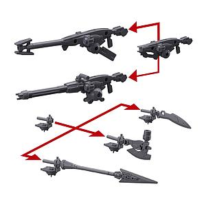 30MM 1/144 Scale Model Kit: W-02 Option Weapon 1 for Portanova