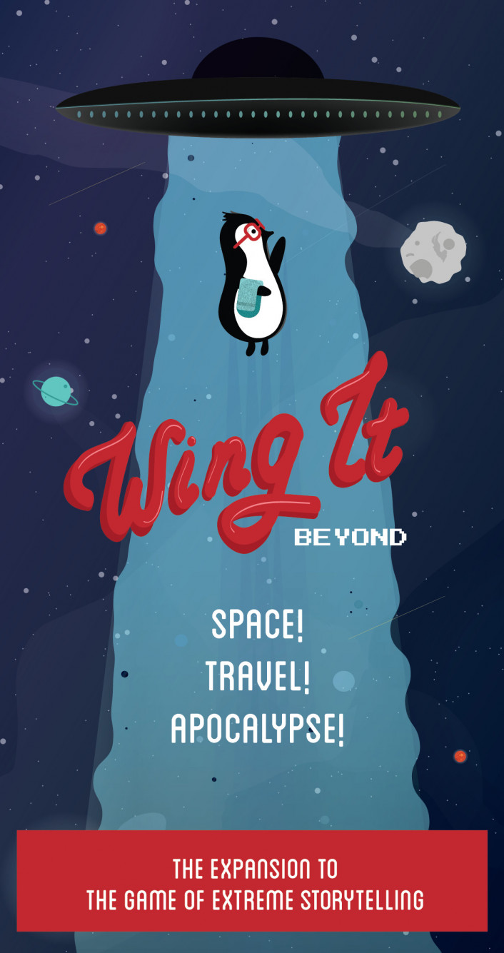 Wing It: Beyond