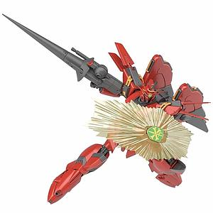 Gundam Reborn-One Hundred 1/100 Scale Model Kit: #012 Vigna-Ghina II