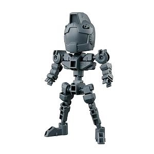 Gundam SD Cross Silhouette Model Kit: OP-02 Frame (Gray)