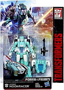 Transformers Generations Power of the Primes Deluxe Class Autobot Moonracer