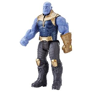 Marvel Avengers Infinity War - Titan Hero Series: Thanos with Power FX
