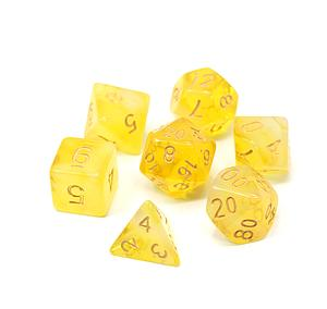 Poly RPG 7-Dice Set: Mind Gem