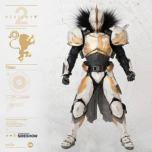 Titan (Calus's Select Shader)