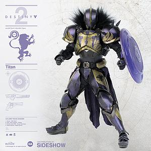 Titan (Golden Trace Shader)