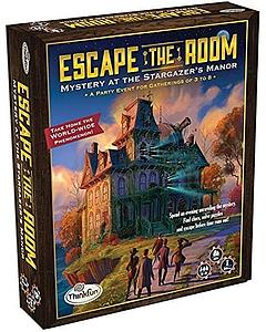 Escape the Room: Mystery at Stargazer's Manor