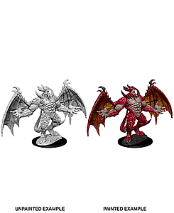 Pathfinder Deep Cuts Unpainted Miniatures: Pit Devil