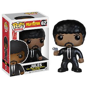 Pop! Movies Pulp Fiction Vinyl Figure Jules #62 (Vaulted)