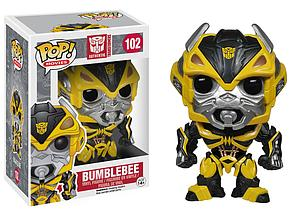 Pop! Movies Transformers Age of Extinction Vinyl Figure Bumblebee #102 (Retired)