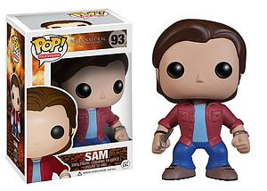Pop! Television Supernatural Vinyl Figure Sam #93