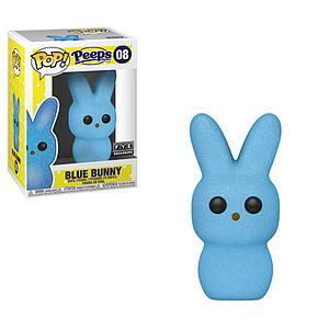 Pop! Candy Peeps Vinyl Figure Blue Bunny #08 FYE Exclusive