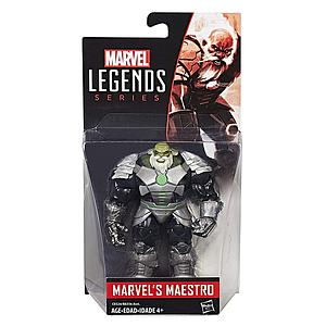 "Marvel Legends Series 3.75"" Action Figure Marvel's Maestro"
