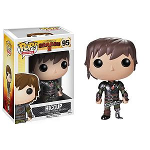 Pop! Movies How to Train Your Dragon 2 Vinyl Figure Hiccup #95 (Vaulted)