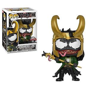Pop! Marvel Venom Vinyl Bobble-Head Venomized Loki #368 Special Edition Exclusive