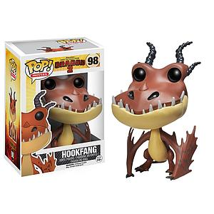 Pop! Movies How to Train Your Dragon 2 Vinyl Figure Hookfang #98 (Retired)