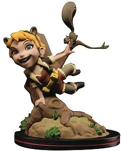 Marvel Q-Fig Diorama - Squirrel Girl