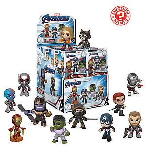 Mystery Minis Blind Box: Avengers Endgame (12 Packs)