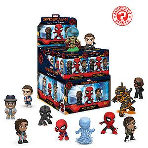 Mystery Minis Blind Box: Spider-Man: Far From Home (12 Packs)