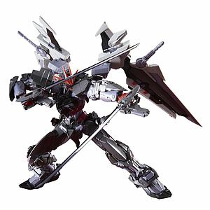 Gundam High-Resolution Model 1/100 Scale Model Kit: Gundam Astray Noir