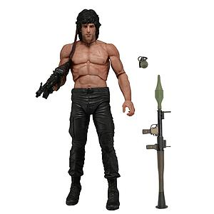 "Rambo: First Blood Part II 7""s: John Rambo"