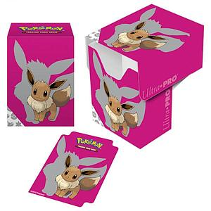 Pokemon Deck Box with Divider: Eevee