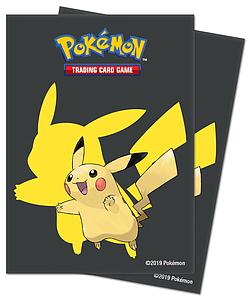 Pokemon Pikachu Standard Card Sleeves (66mm x 91mm)