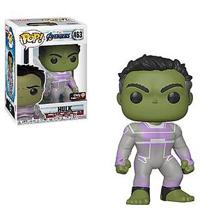 Pop! Marvel Avengers Endgame Vinyl Bobble-Head Hulk #463 GameStop Exclusive (EB Games Sticker)