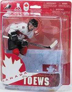 NHL Sportspicks 2014 Team Canada Series Jonathan Toews (Team Canada) White Jersey