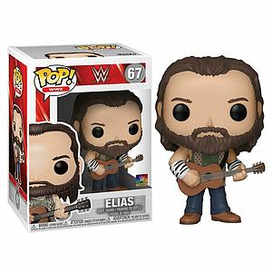 Pop! WWE Vinyl Figure Elias #67