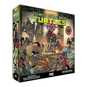 Teenage Mutant Ninja Turtles: City Fall