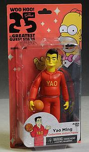 The Simpsons 25th Anniversary The Greatest Guest Stars: Yao Ming