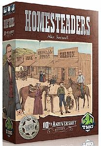 Homesteaders 10th Anniversary Edition