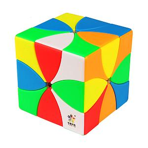 Puzzle Eight Petals Cube Magnetic
