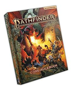 Pathfinder Roleplaying Game: Core Rulebook (Second Edition)