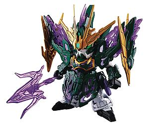 Gundam SD Model Kit: Zhang He Altron Gundam