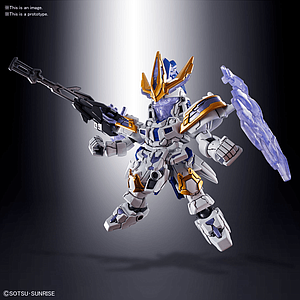 Gundam SD Model Kit: Xiahou Dun Tallgeese III