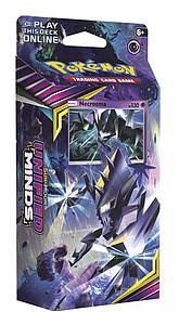 Pokemon Trading Card Game: Sun & Moon (SM11) Unified Minds Theme Deck - Laser Focus  (Necrozma)