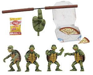 Teenage Mutant Ninja Turtles: Baby Turtles Set