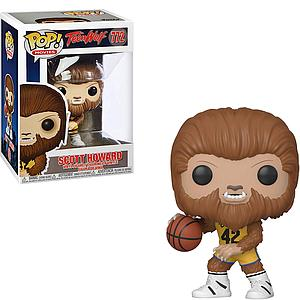 Pop! Movies Teen Wolf Vinyl Figure Scott Howard