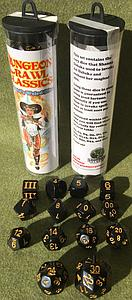 Dungeon Crawl Classics: Shanna's Weird Dice Set