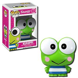 Pop! Sanrio Vinyl Figure Keroppi #02 (Retired)