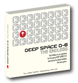 Deep Space D-6 - The Endless
