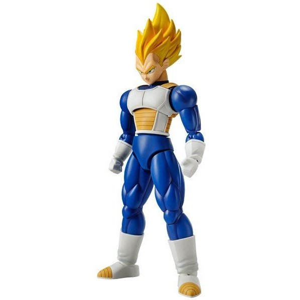 Dragon Ball Z Plastic Model Kit: Super Saiyan Vegeta