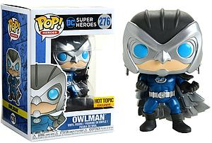 Pop! Heroes DC Super Heroes Vinyl Figure Owlman #276 Hot Topic Exclusive