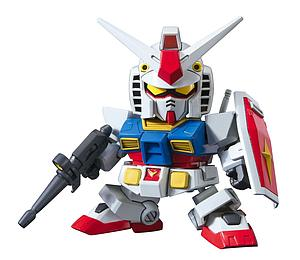Gundam SD BB Model Kit: #329 RX-78-2 Gundam