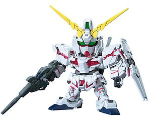 Gundam SD BB Model Kit: #360 Gundam Unicorn