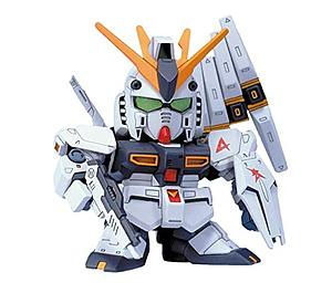 Gundam SD BB Model Kit: #209 RX-93 Nu Gundam