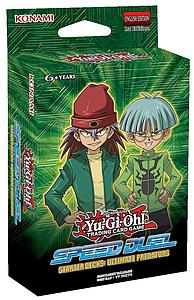 YuGiOh Trading Card Game - Speed Duel Starter Decks: Ultimate Predators
