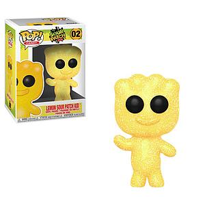 Pop! Candy Sour Patch Kids Vinyl Figure Lemon Sour Patch Kid #02