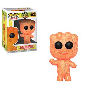 Pop! Candy Sour Patch Kids Vinyl Figure Orange Sour Patch Kid #03